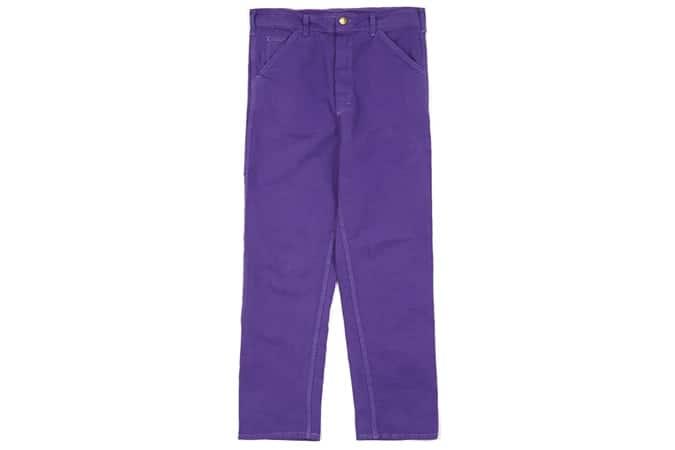 STAN RAY Overdye OG Painter Pant - Decade Purple