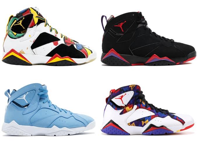Meilleures baskets Air Jordan VII