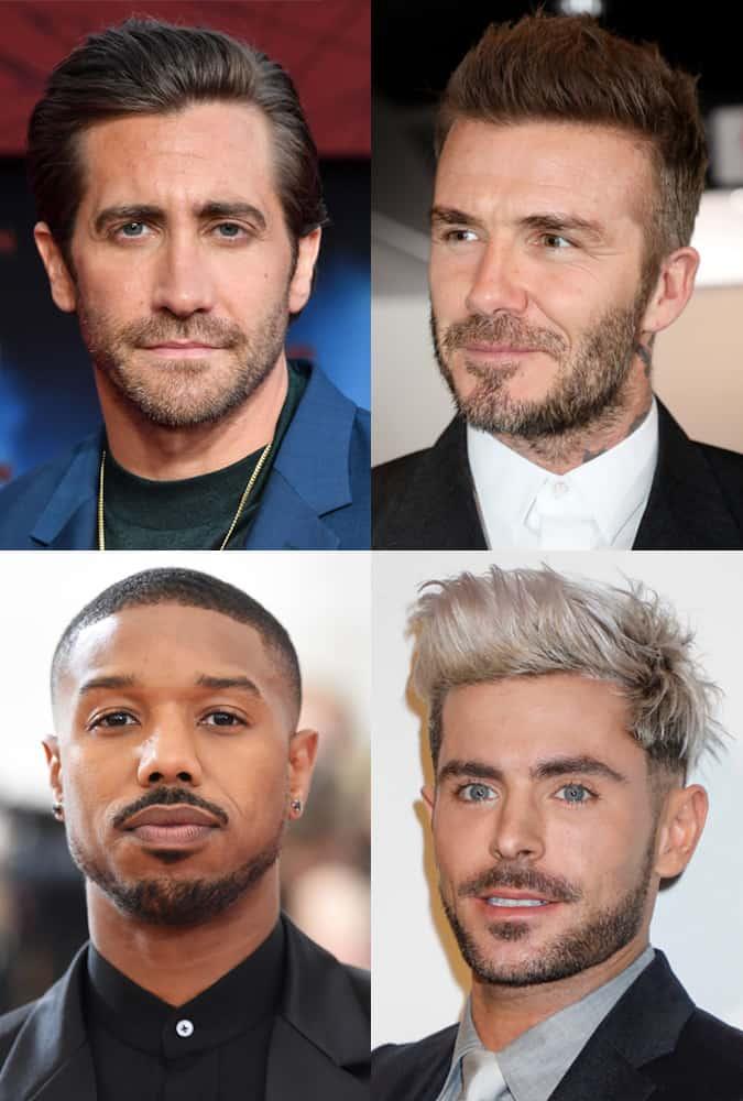 Summer Grooming Trends - Downsized Beard Hair