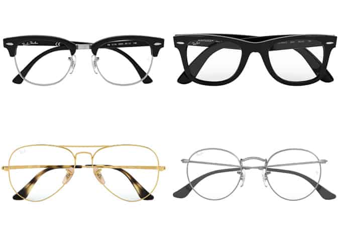 Best Ray-Ban opticals for men