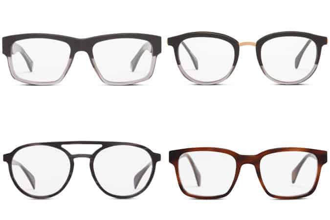 Meilleures lunettes Oliver Goldsmith hommes