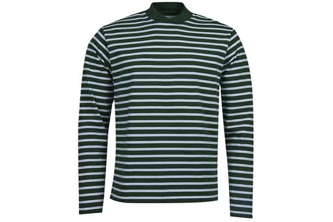 BARBOUR LANERCOST LONG SLEEVE T-SHIRT