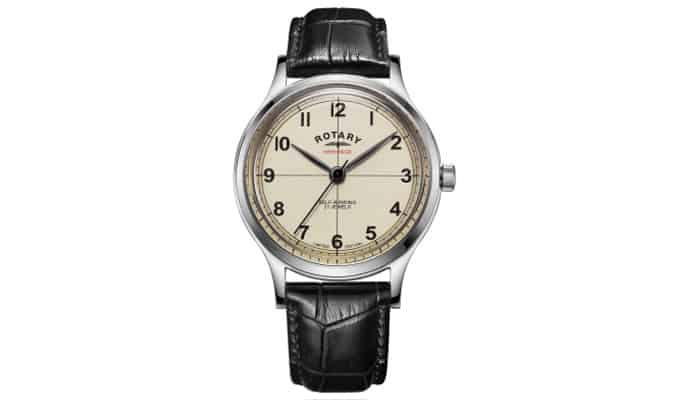 Rotary Heritage Stainless Steel Automatic