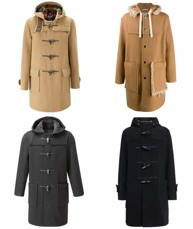Meilleurs duffle coats