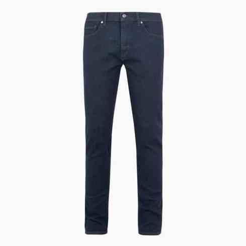 M&S COLLECTION Jean slim en coton