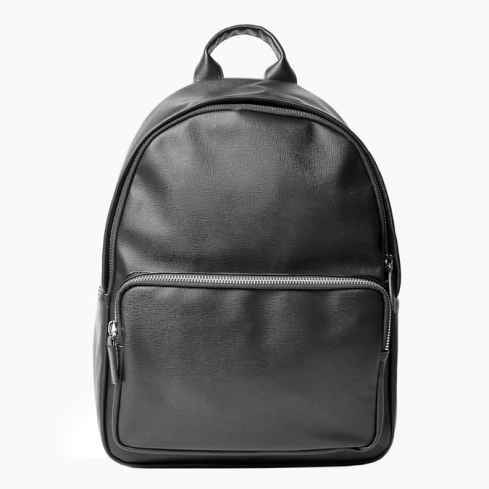 M&S COLLECTION Saffiano Backpack