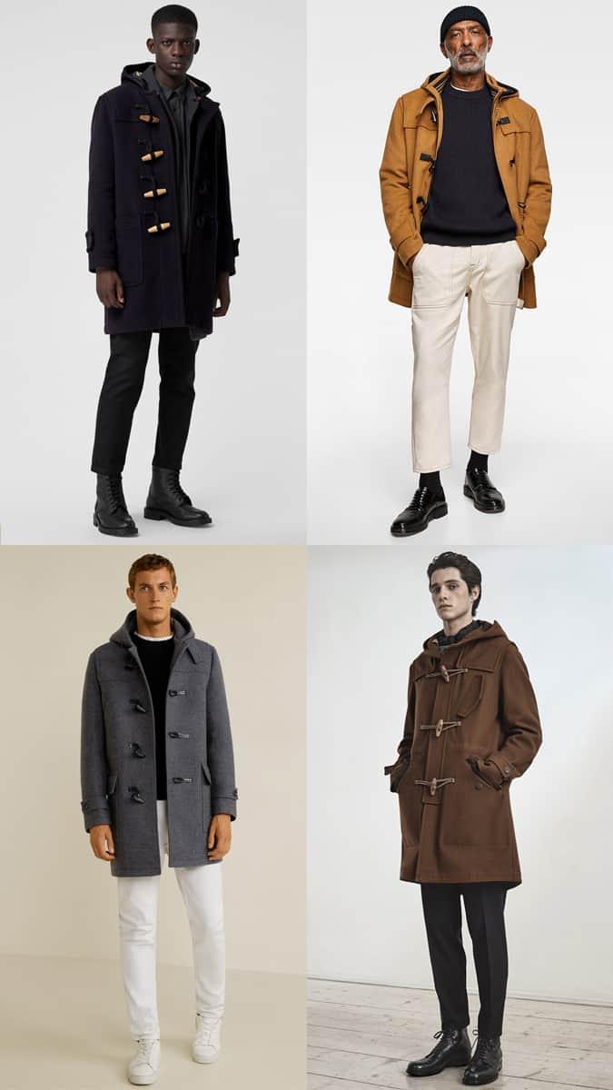 Comment porter un duffle-coat