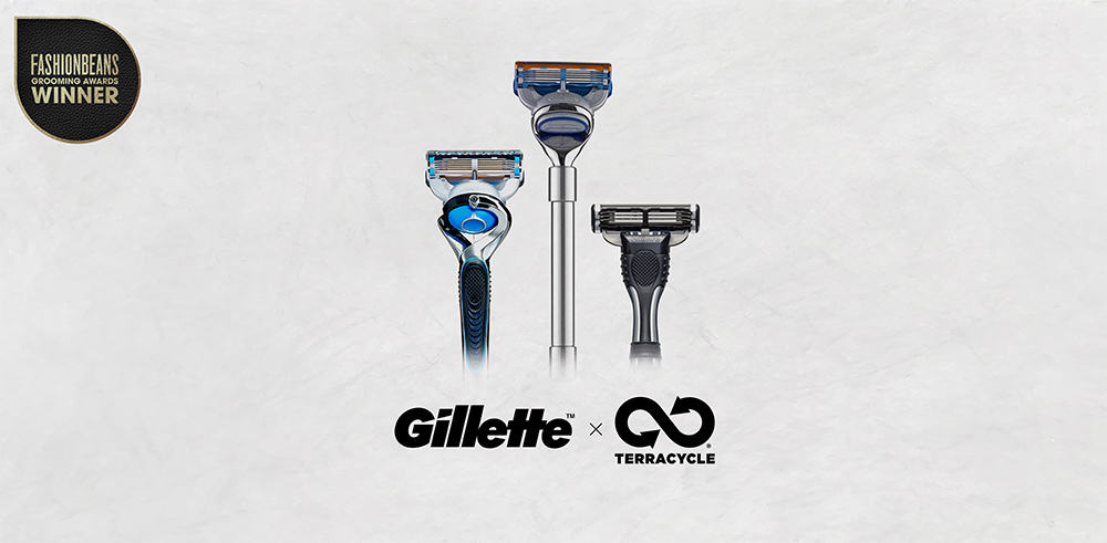 Gillette x TerraCycle National Razor Recycling Programme
