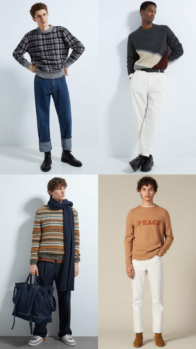 The best graphic knits