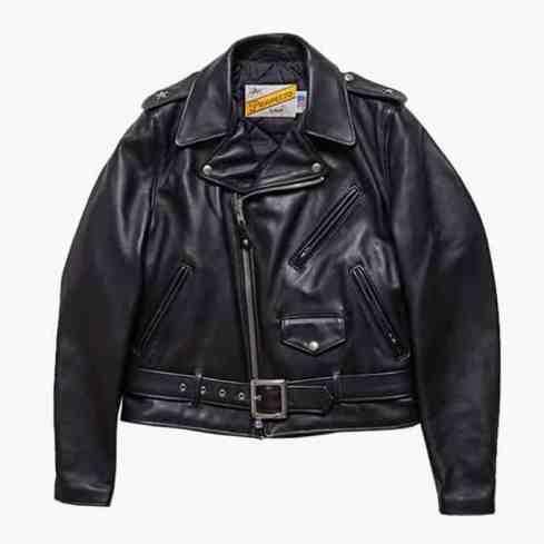 Schott NYC Perfecto Biker Jacket Noir