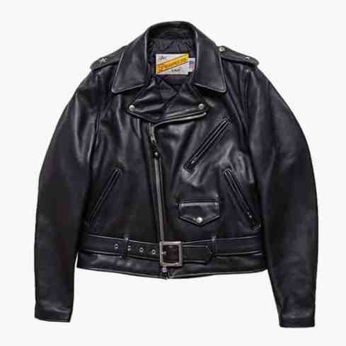 Schott NYC Perfecto Biker Jacket Black