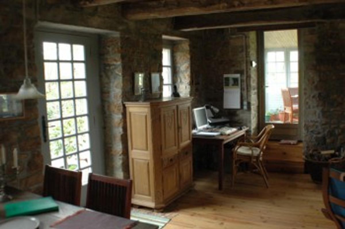 Kleines Bauernhaus Bretagne in Névéic - Herr J. Giesen