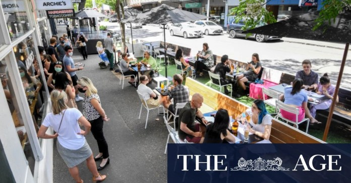 Watch Pubs, eating places might open sooner as double-dosed tally hits 60% – Google Australia News