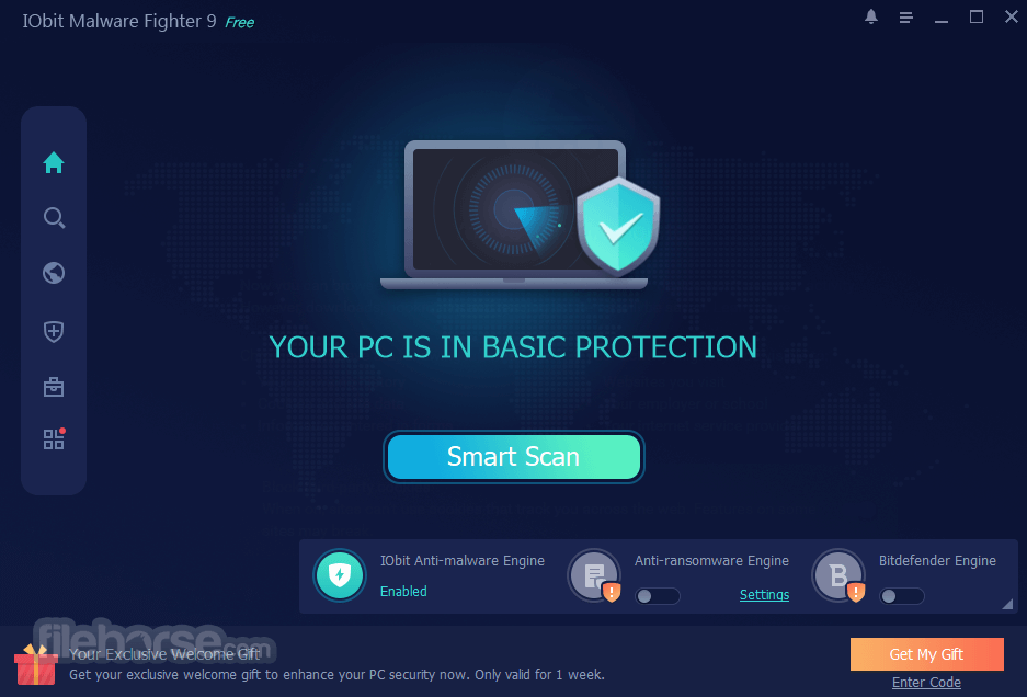 IObit Malware Fighter Free 5103884 Download For Windows