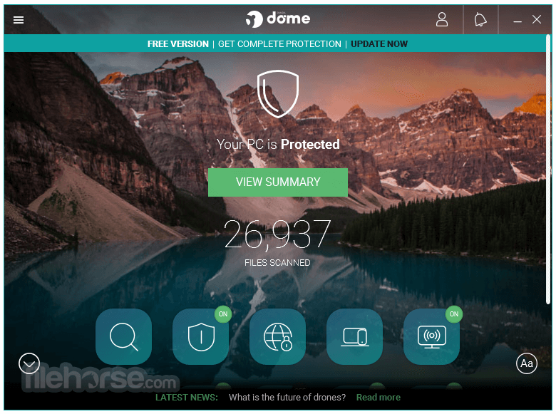 Panda Dome Essential Download 2019 Latest For Windows 10