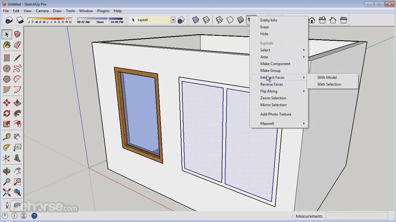 Paint Application Windows
