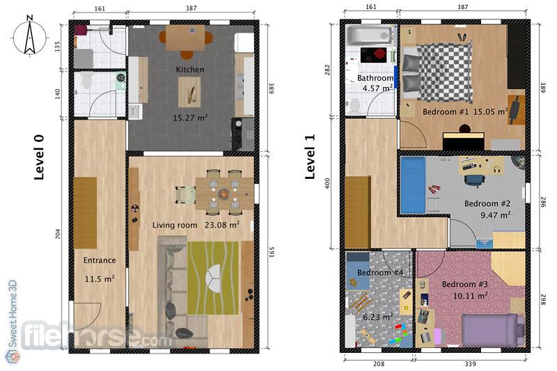Plan House Free Sketcher