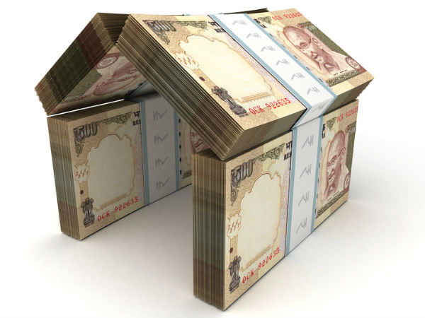 Home loan ends up eating a lot of money in the name of interest.