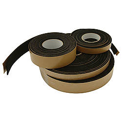 JVCC FELT-09 Polyester Felt Tape [4mm thick felt]