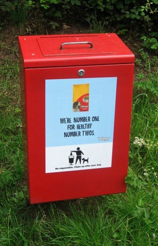 Poo Bin - Number One for Healthy Number Twos