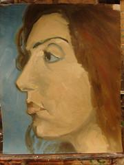 Claudia Portrait 3