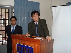 Vice Rector of BBU