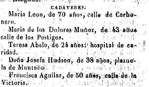 esquela 1842