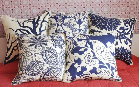 Thomas Paul Pillows