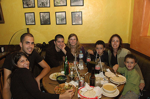 San Cristobal de las Casas - 05 Farewell dinner