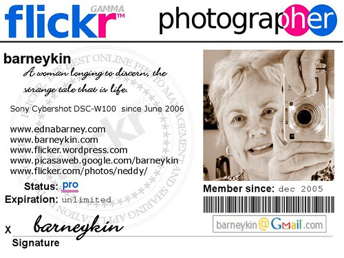 Neddy's Flickr Badge
