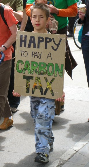 Happy To Pay Carbon Tax
