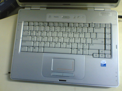 Keypad View