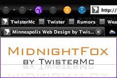 MidnightFox for Firefox