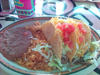 Taco Tuesday at Rosa's