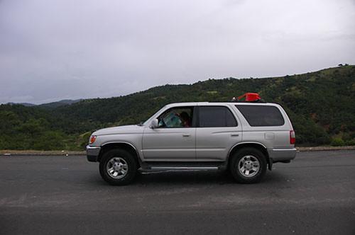 Oaxaca - 01 En Route to Oaxaca