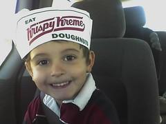 J-boy Wacky Wednesday Hat Day