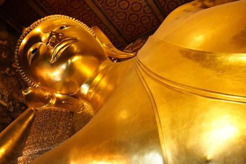 Reclining Buddha, Wat Po