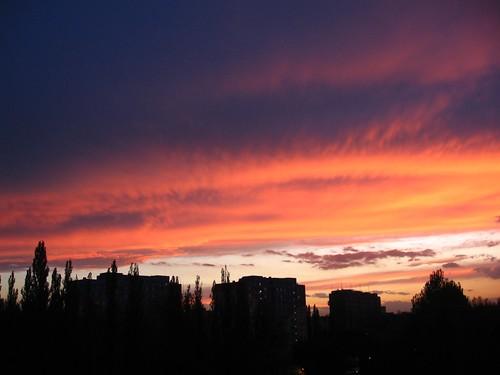 Chmury nad Wrocławiem (I)
