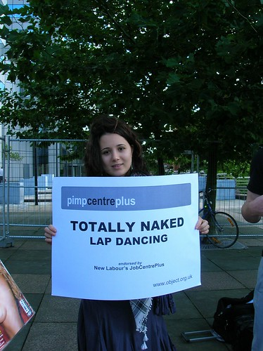 Unemployed..? Try Lapdancing!