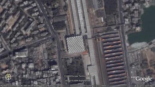 Kamlapur Railway station