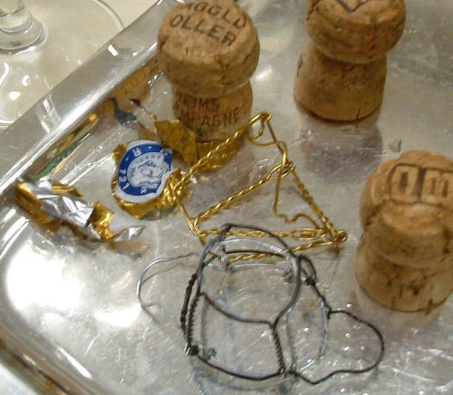 cages and corks