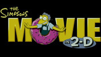 The Simpsons Movie Primer Teaser Poster Antiegos Blog