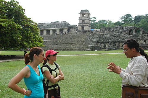 Palenque - 03 Raul the Guide