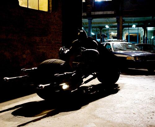 Batpod (Motorcycle)