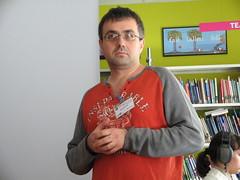 Oleg - Table Topic speaker