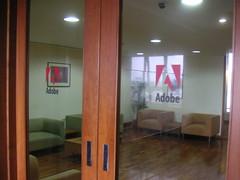 Door to Adobe