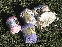 Cotton for dishcloths