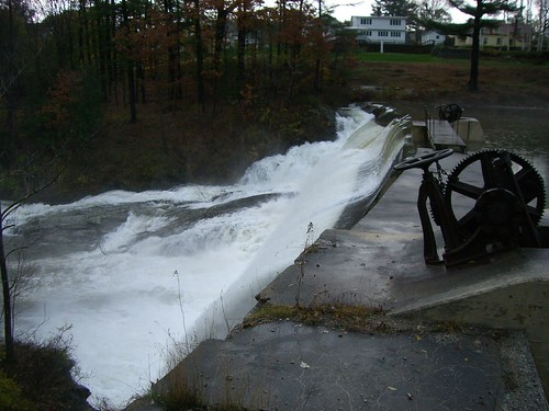 Mill Brook Dam