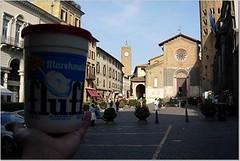 Piazza de Republica, Orvieto