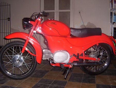 Moto Guzzi 1960
